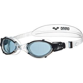 arena Nimesis Crystal Gafas Largo, transparente/azul